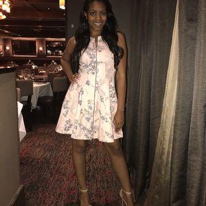 Bar III Scuba Dress